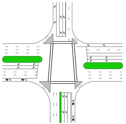 Easy Intersection (IW)